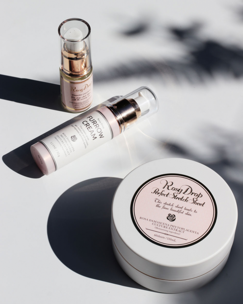 Rosy Drop product line